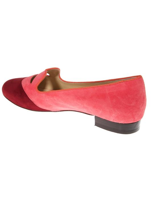 Womens shoes in block colours
